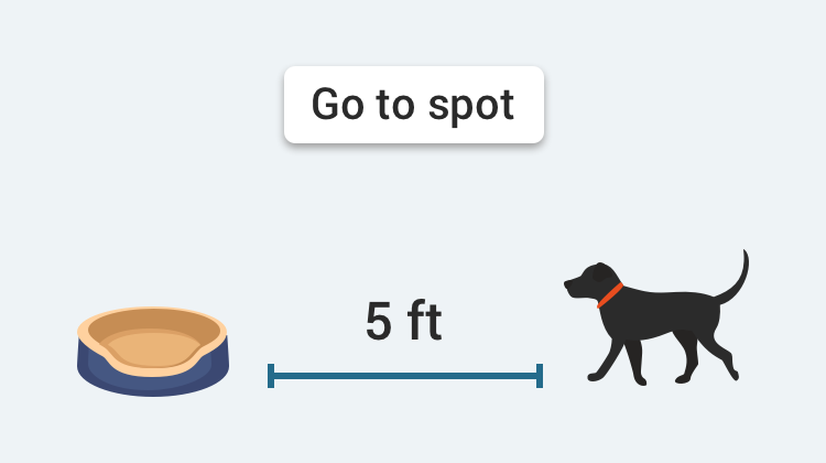 Learn how to train your dog to Spot with GoodPup.